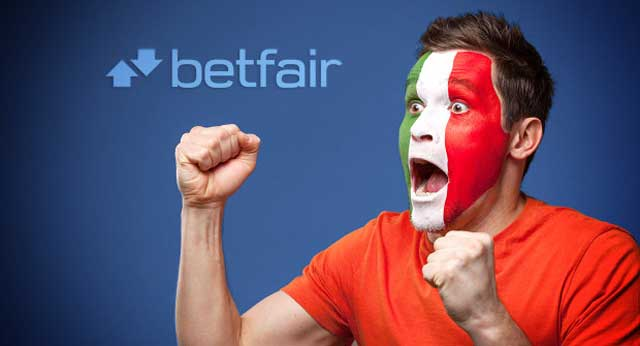 Betfair Italy