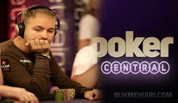 Даниел Негреану в нова покер телевизия