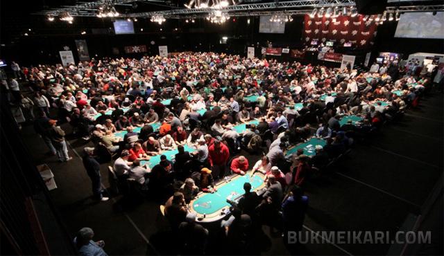 най-големия покер турнир