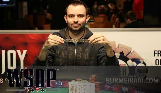 Руски гросмайстор спечели WSOP
