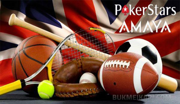 Букмейкърът на PokerStars във Великобритания