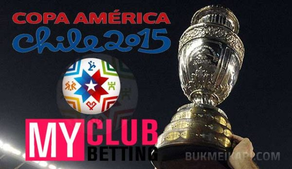 Club Betting спонсор на Копа Америка