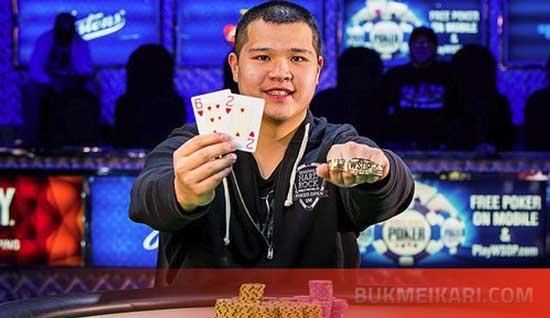 дилър спечели турнир на WSOP