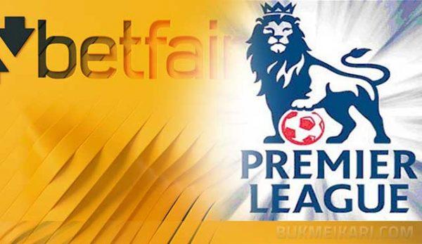 Betfair в Premier League