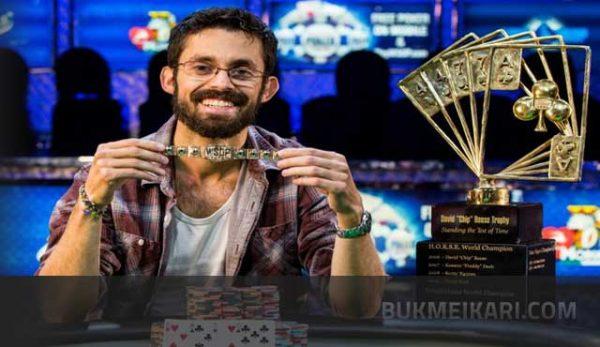mike gorodinsky спечели покер турнир