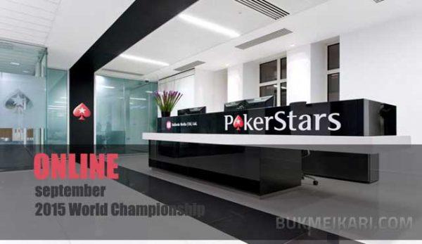 PokerStars онлайн събитие
