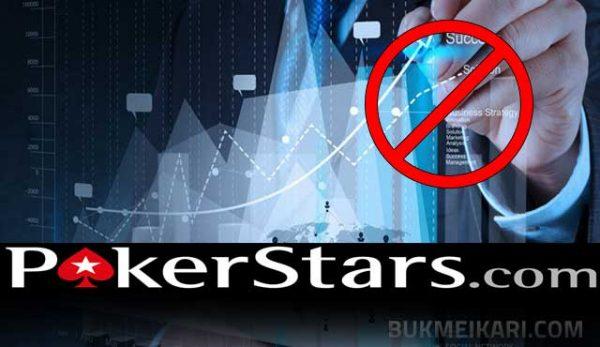 PokerStars забраната на софтуери