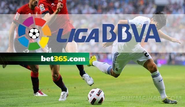Bet365 сезона на La Liga