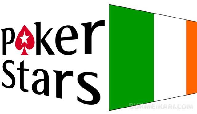 PokerStars в Ирландия