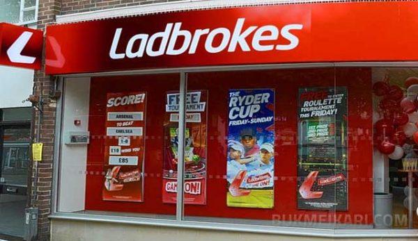 £1 млн Ladbrokes
