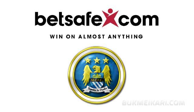 Betsafe с Manchester City