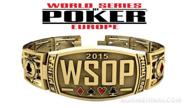гривна за годината от WSOPE