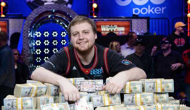покер шампион
