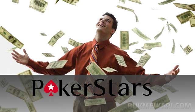 PokerStars с милионер