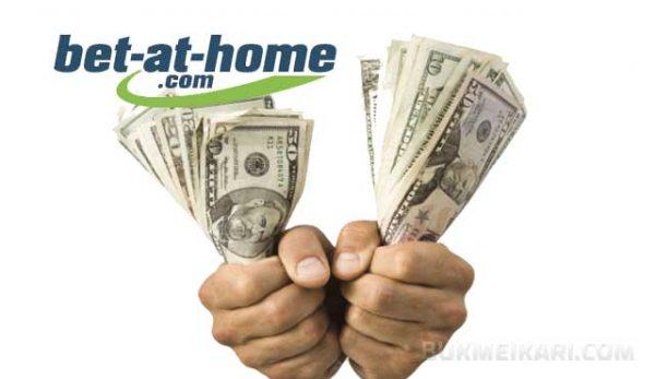 Bet at Home с големи приходи