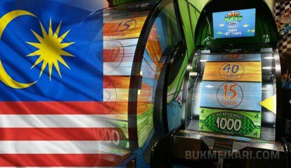 Малайзийската хазартна акция#