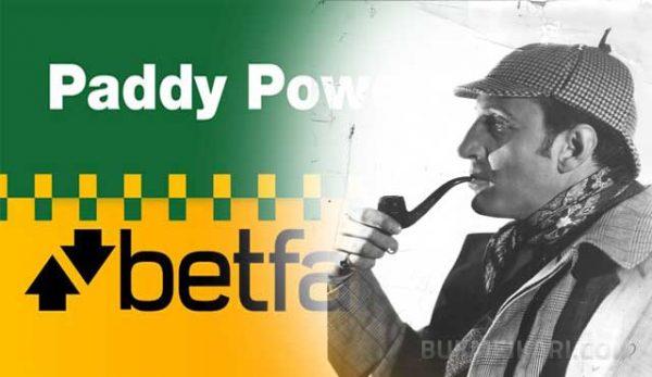 разследват сливането на Betfair и Paddy Power