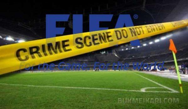 ФИФА в уреждане на мачове
