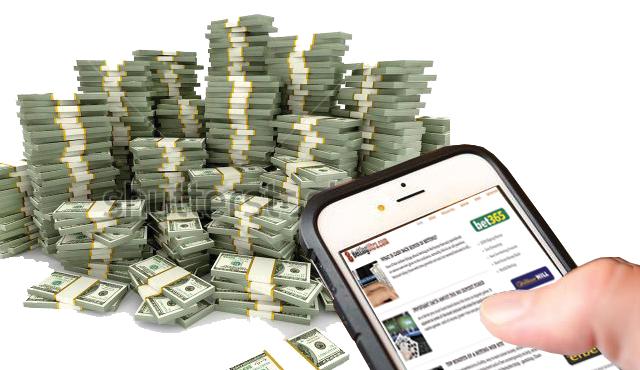 Проучването обхваща онлайн казината, лотариите и спортните залози