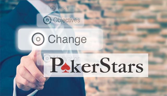 PokerStars обявиха, че ще правят нова серия от промени