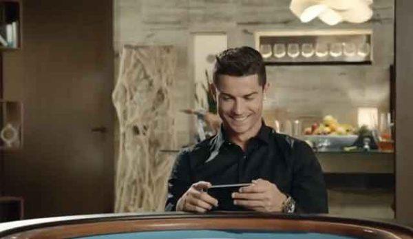 PokerStars пусна своя нова телевизионна реклама с участието на спортната икона Кристиано Роналдо