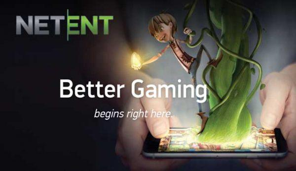 пусна онлайн казино и ще използва NetEnt като своя основен партньор