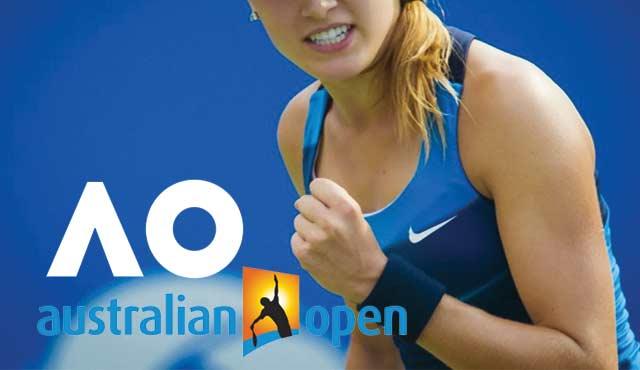 Australian Open за 2017 г. внимание на ставките на букмейкъра Bet365 за дамите.