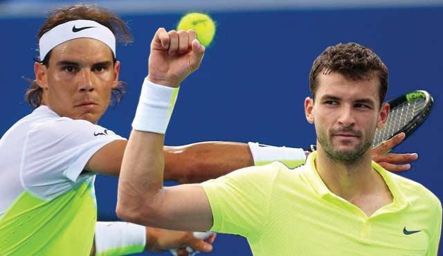 Григор и Рафаел един срещу друг в полуфинална среща