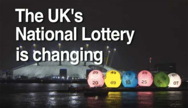 Великобритания, създаде повече милионери от лотарийните си игри.
