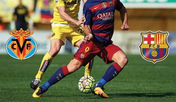 Барселона срещу Виляреал