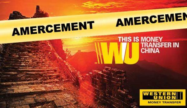 Western Union се е съгласила да плати федерална глоба от $586 млн