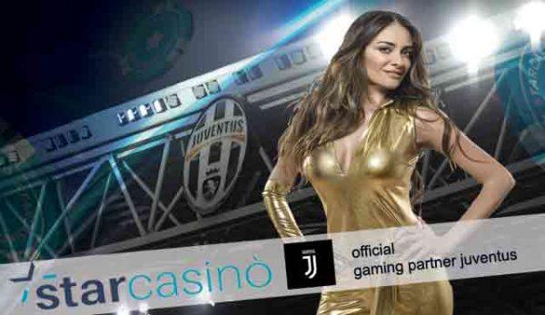 StarCasino влезе в партньорство с италианския елитен футболен клуб Ювентус.