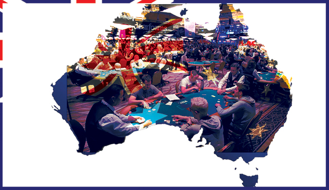 Австралия е най-голямата хазартна нация в света