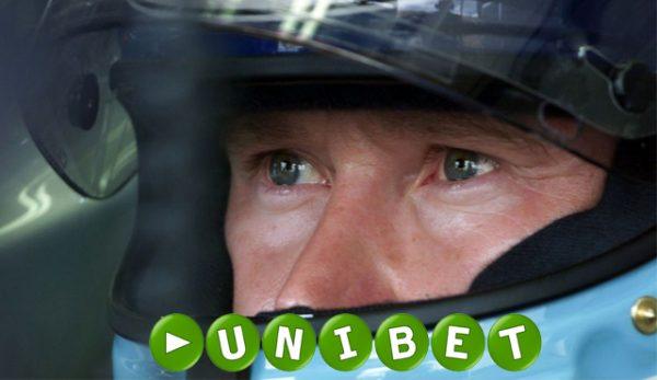 Unibet сключи контракт с легендата на моторните спортове.