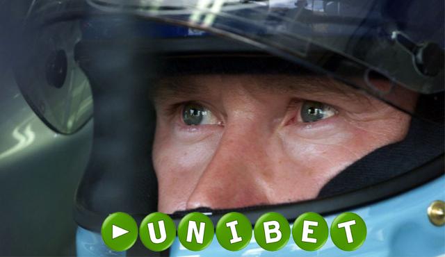 Легендата на Формула 1 Мика Хакинен подписа с Unibet