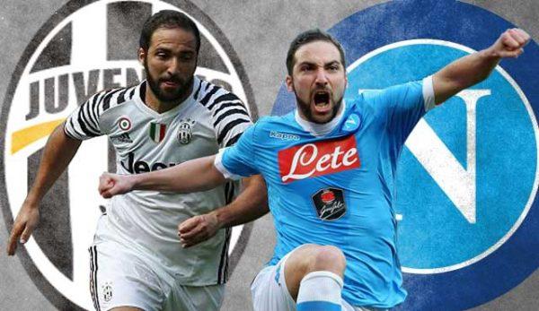 италианския шампионат в Неапол ставките за двубоя на най-големия световен букмейкър