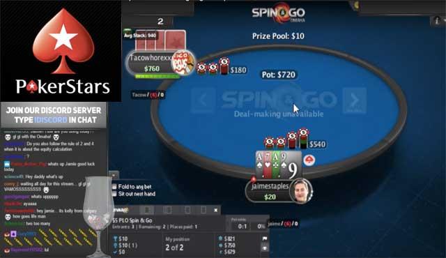 "Spin & Go версия"" на покер операциите и иновациите в PokerStars"