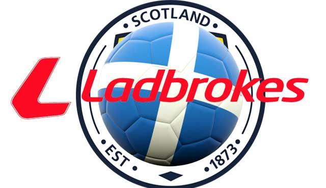 Ladbrokes и Шотландската професионална футболна лига