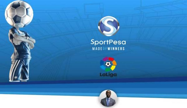 SportPesa официален бетинг партньор на Ла Лига за цяла Африка