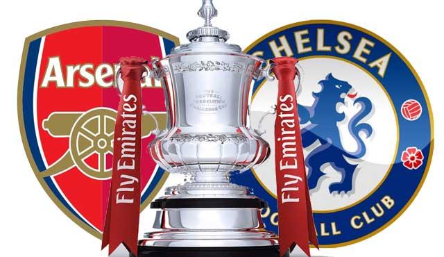 Залози на Арсенал - Челси във финала за ФА Къп