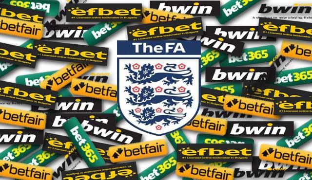 FA преразглежда бъдещи сътрудничества с букмейкъри