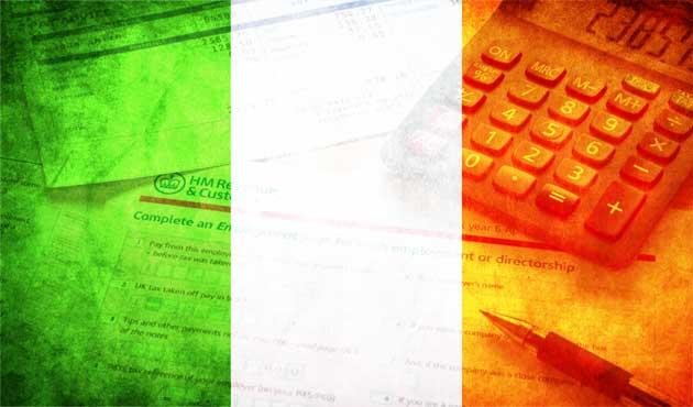 Ирландия промени на данъците в хазарта