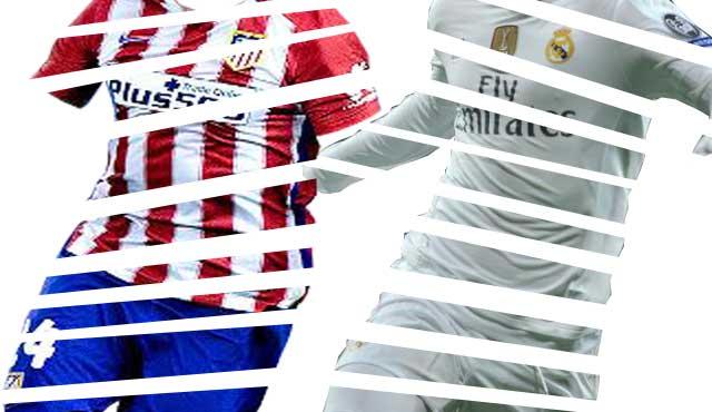 Реал Мадрид - Атлетико Мадрид  прогноза коефициент