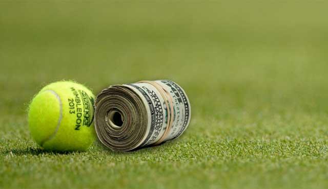 Тенисът остава спортът с най-много съмнителни мачове