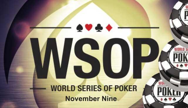 Край на November Nine ерата на Световните серии по покер