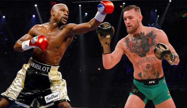 Мейуедър и Макгрегър бокс