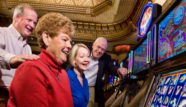 Играчите с хазартна зависимост от хазарта стрес.