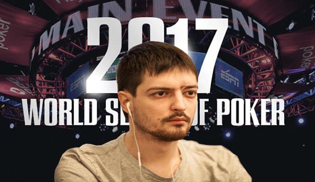 Руски играч в World Series of Poker $10,000 Wsop 2017