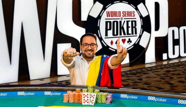 Джоузеф Ди Роса Рояс. Световните серии по покер