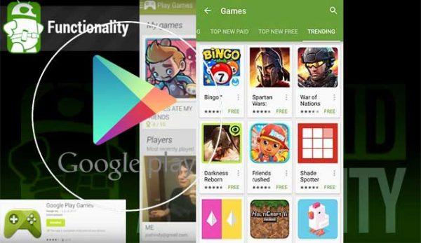 Google Play пазарът